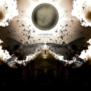 Hybrid - The 8th Plague CD (album) cover