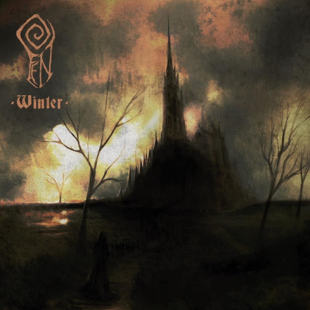 Winter by FEN album cover