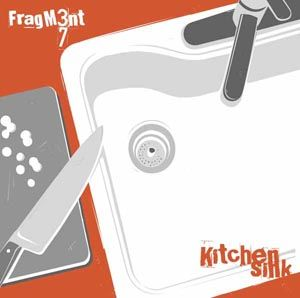 Fragment37 Kitchen Sink album cover
