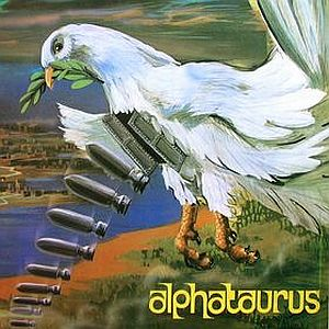 Alphataurus - Alphataurus CD (album) cover