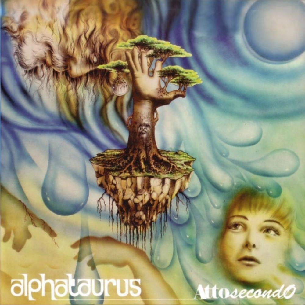 AttosecondO by ALPHATAURUS album cover