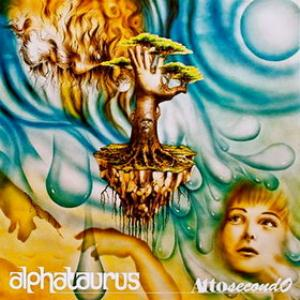 Alphataurus - AttosecondO CD (album) cover