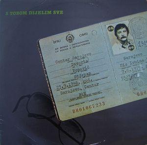 S tobom dijelim sve by POPOVIC, DAVORIN album cover