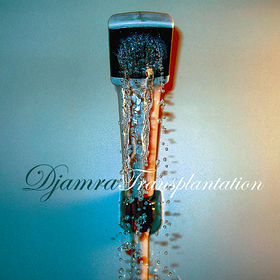 Djamra - Transplantation CD (album) cover