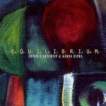 Karda Estra & Artemiy Artemiev: Equilibrium by KARDA ESTRA album cover