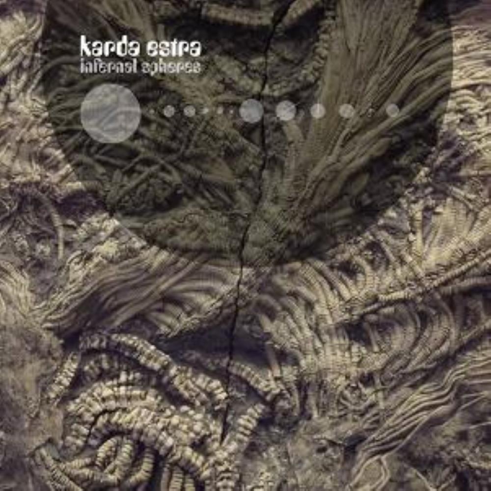 Infernal Spheres by KARDA ESTRA album cover