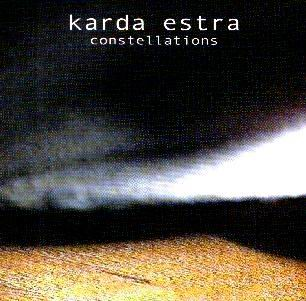 Karda Estra - Constellations CD (album) cover