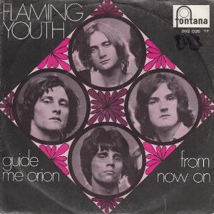 Flaming Youth Guide Me, Orion / From Now On album cover