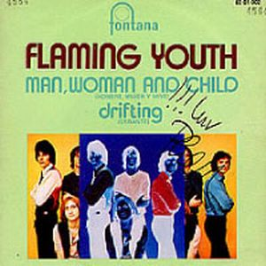 Flaming Youth Man, Woman and Child / Drifting album cover