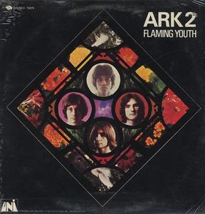 Flaming Youth Ark 2 album cover