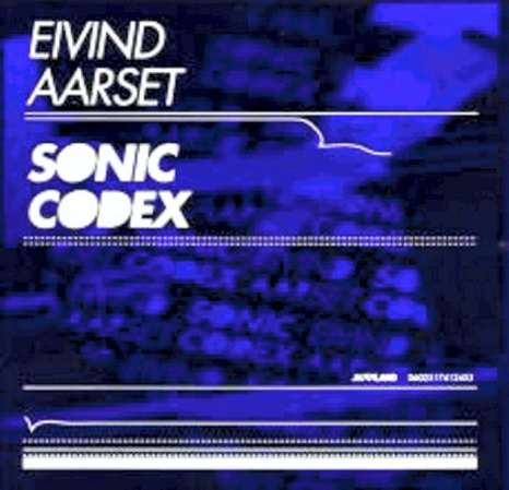 Eivind Aarset Sonic Codex album cover