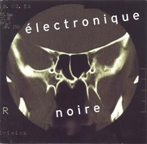 �lectronique Noire by AARSET, EIVIND album cover