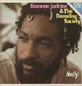 Ronald Shannon Jackson Nasty ( with The Decoding Society) album cover