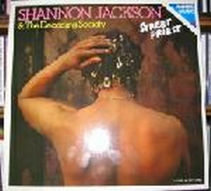 Ronald Shannon Jackson Street Priest ( with The Decoding Society) album cover