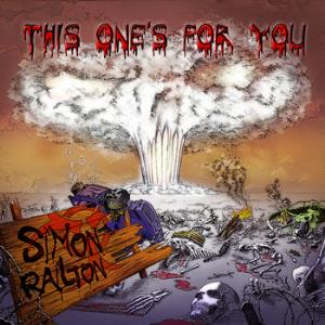 Simon Railton This One's For You album cover