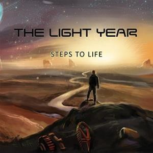 Sinatlis Tselitsadi (The Light Year) Steps to life album cover