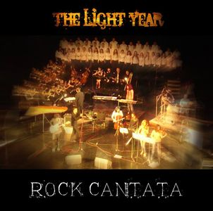 Sinatlis Tselitsadi (The Light Year) Rock Cantata album cover