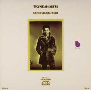 Wayne Shorter Moto Grosso Feio album cover
