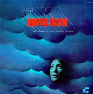 Wayne Shorter - Super Nova CD (album) cover