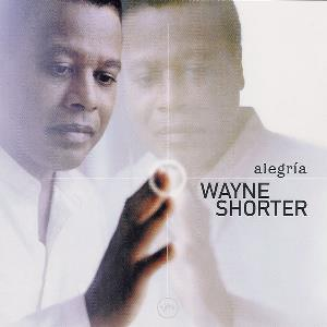 Wayne Shorter Alegría album cover