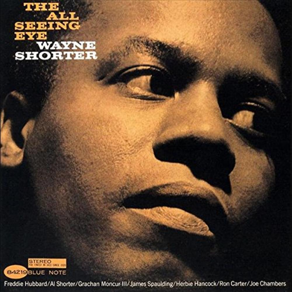 Wayne Shorter - The All Seeing Eye CD (album) cover