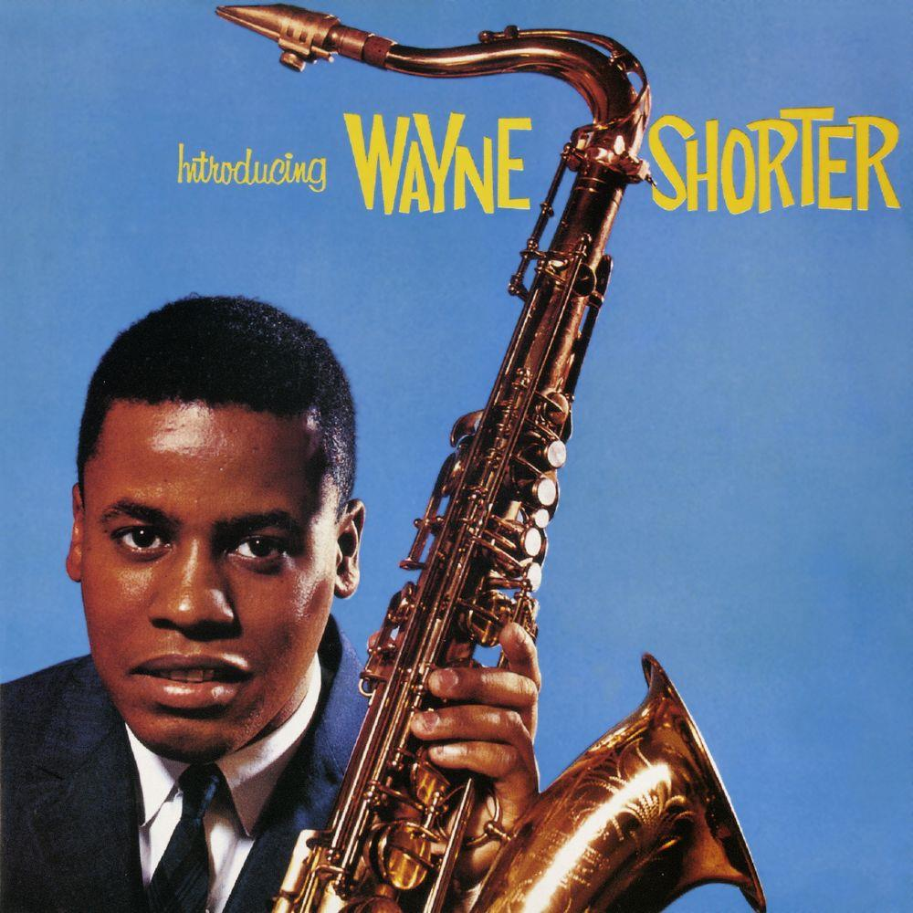 Introducing Wayne Shorter [Aka: Blues A La Carte] by SHORTER, WAYNE album cover