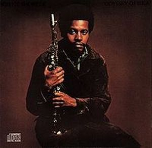 Wayne Shorter Odyssey of Iska album cover