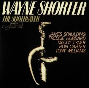 Wayne Shorter The Soothsayer album cover