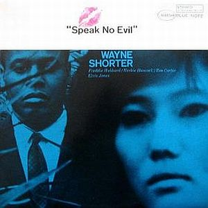 Speak No Evil by SHORTER, WAYNE album cover