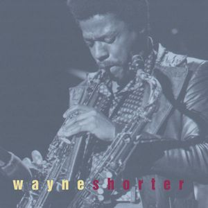 Wayne Shorter This Is Jazz #19 album cover