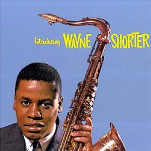 Introducing Wayne Shorter by SHORTER, WAYNE album cover