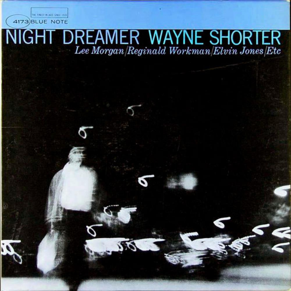 Night Dreamer by SHORTER, WAYNE album cover