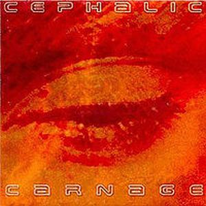 Cephalic Carnage - Lucid Interval CD (album) cover