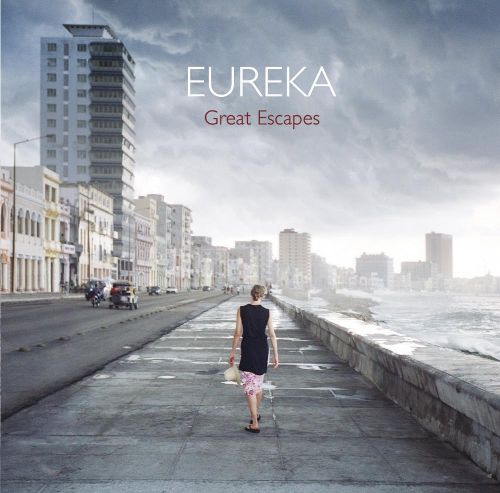 Great Escapes by EUREKA album cover