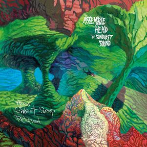 Assemble Head In Sunburst Sound - When Sweet Sleep Returned CD (album) cover
