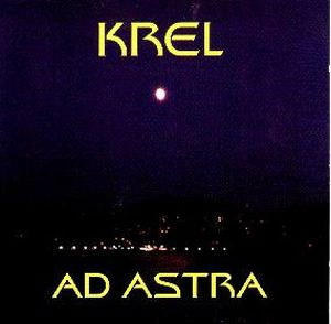 Krel - Ad Astra CD (album) cover