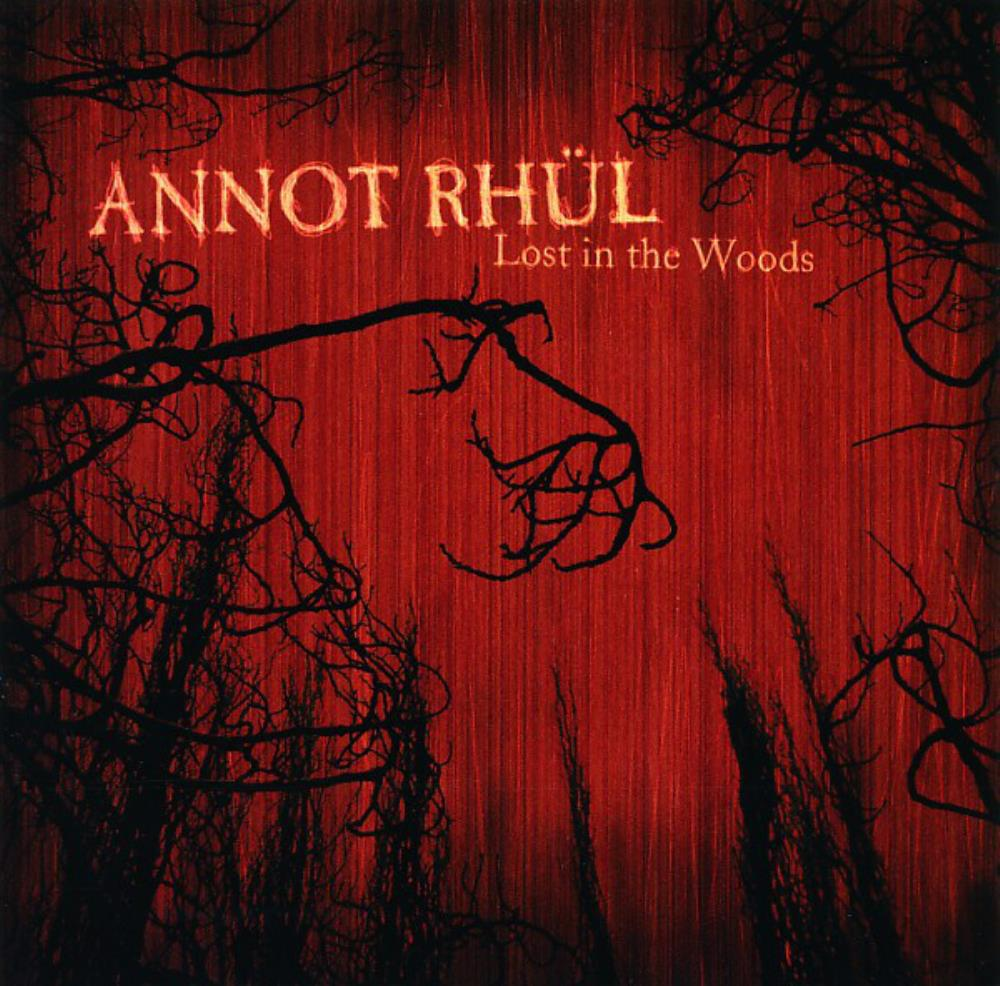 Annot Rhül Lost In The Woods album cover