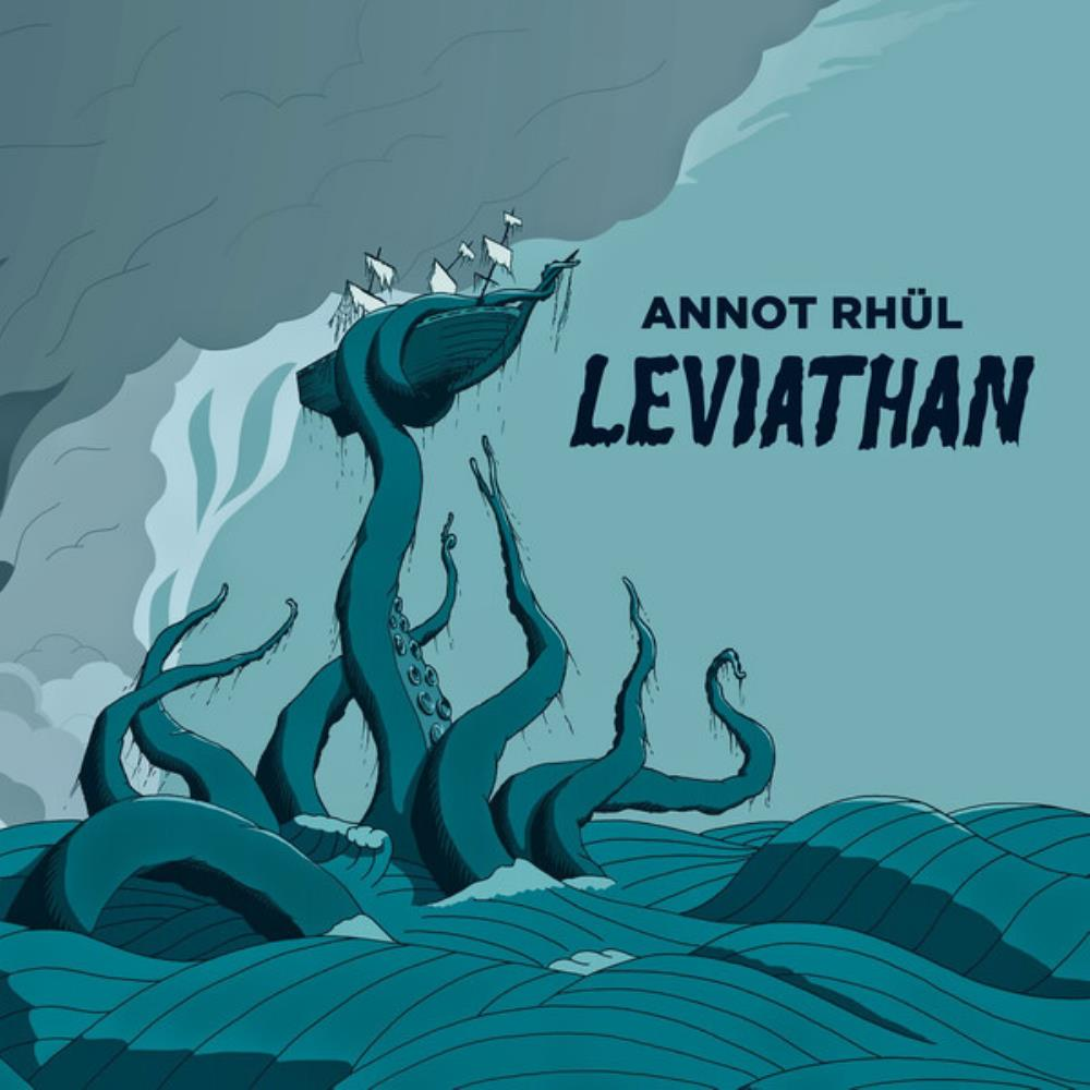 Leviathan by ANNOT RHÜL album cover