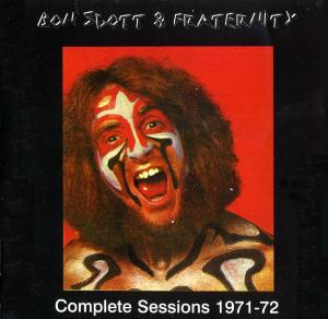 Complete Sessions 1971 - 72 by FRATERNITY album cover
