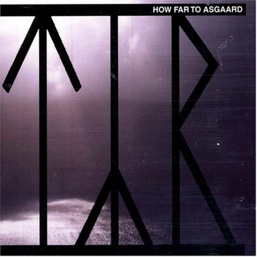 How Far To Asgaard by TÝR album cover
