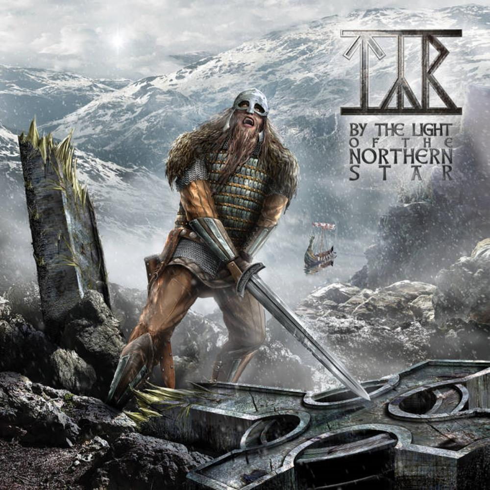 By The Light Of The Northern Star by TÝR album cover