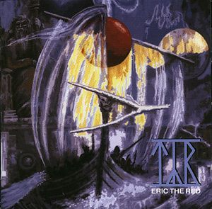 Eric The Red by TYR album cover