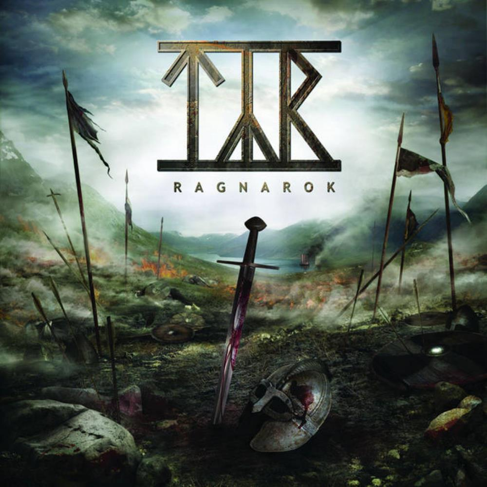 Ragnarok by TÝR album cover