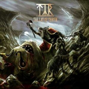 The Lay of Thrym by TYR album cover