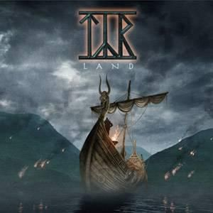 Tyr Land album cover