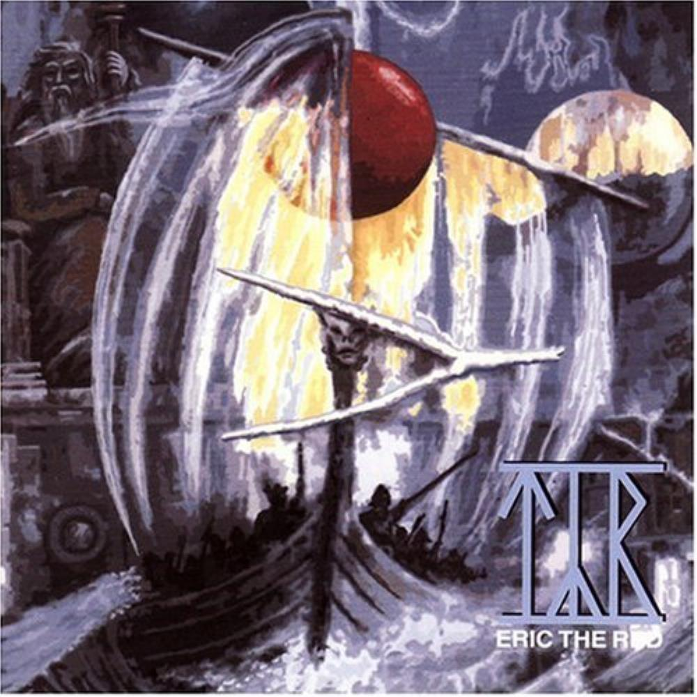 Eric The Red by TÝR album cover