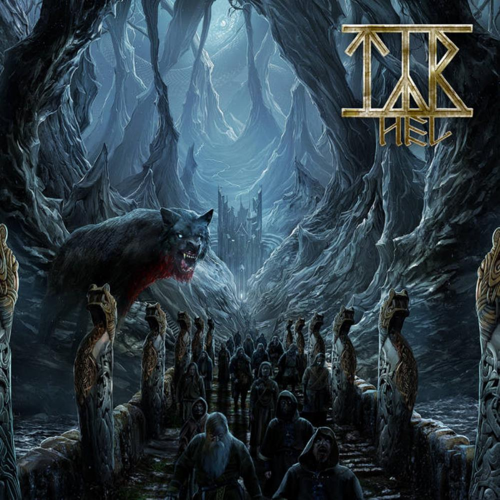 Hel by TÝR album cover
