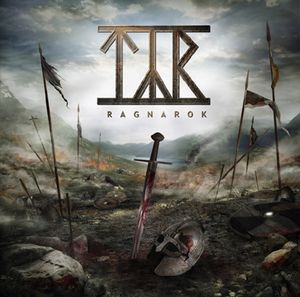 Ragnarok by TYR album cover