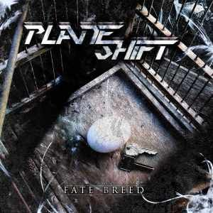 Planeshift - Fate Breed CD (album) cover