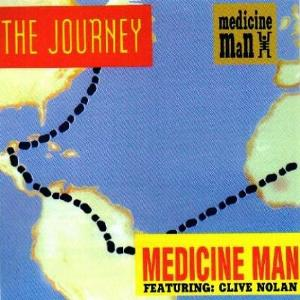 The Journey  by MEDICINE MAN album cover